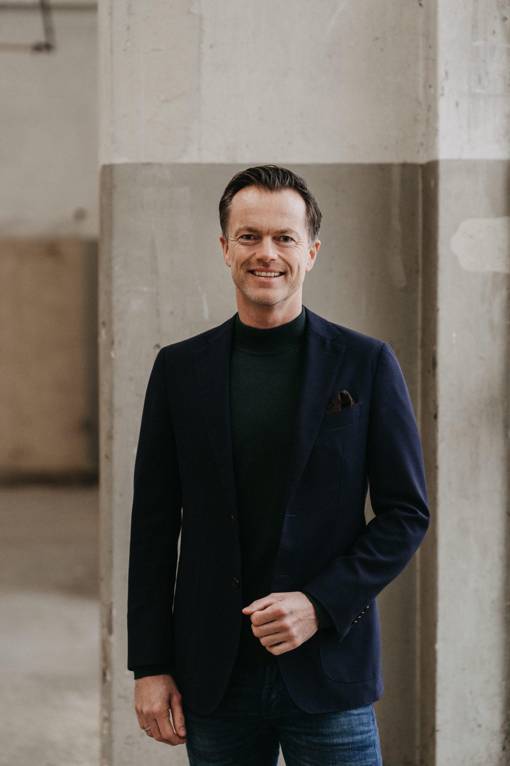 Maarten van Montfoort CEO   Interstellar
